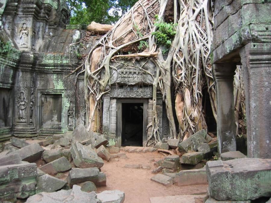 Ангкор-Ват-Камбоджа