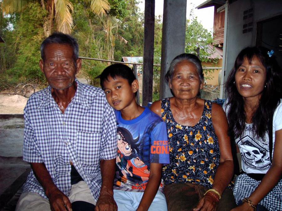 Тайские шлюхи из бедных районов
