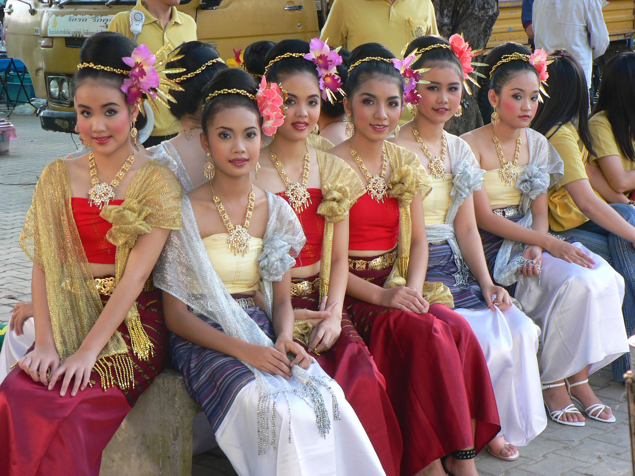 Фото тайских девочек 5 фотография