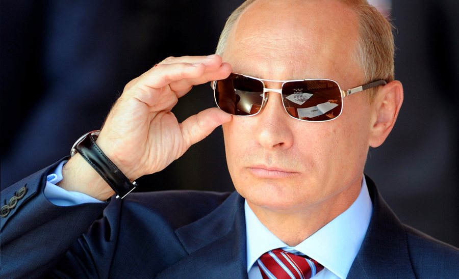 Путин-в-очках