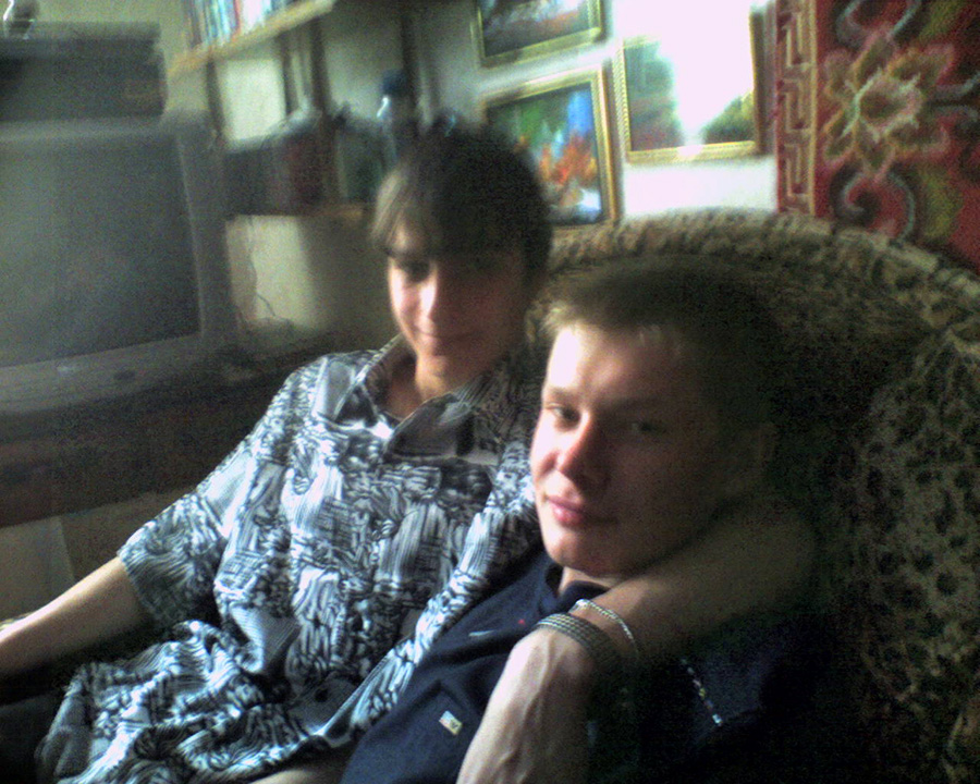 Я и Никита