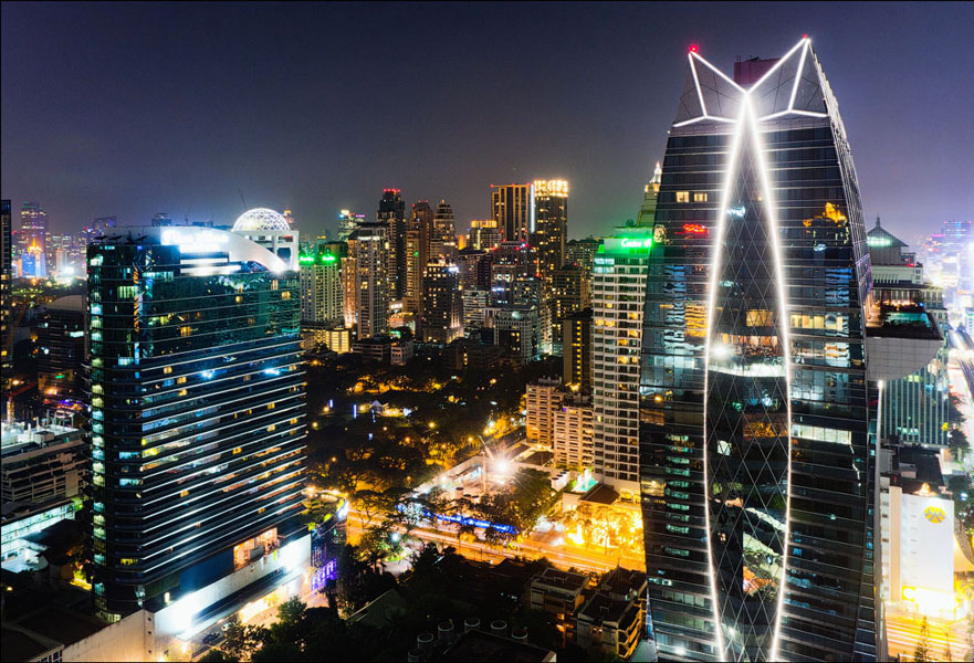 Бангкок 2017