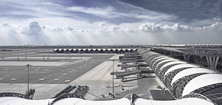 Suvanabhumi Airport Bangkok