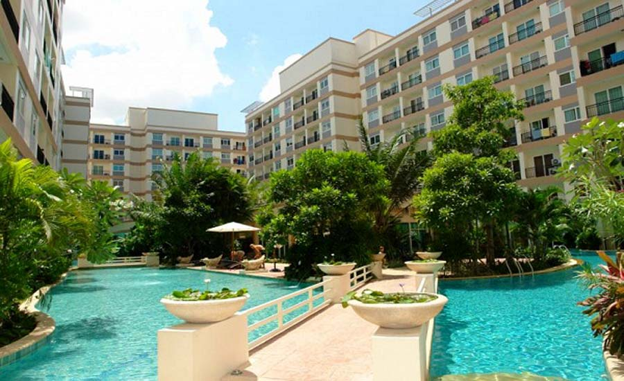 квартира-в-Паттайе-в-кондоминиуме-Park-Lane-Jomtien-Resort