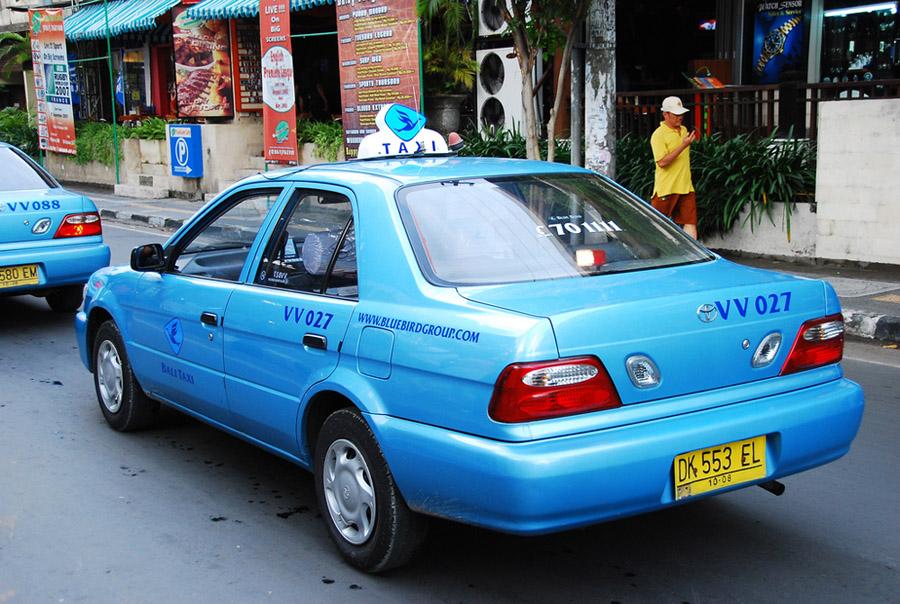 Такси Бали