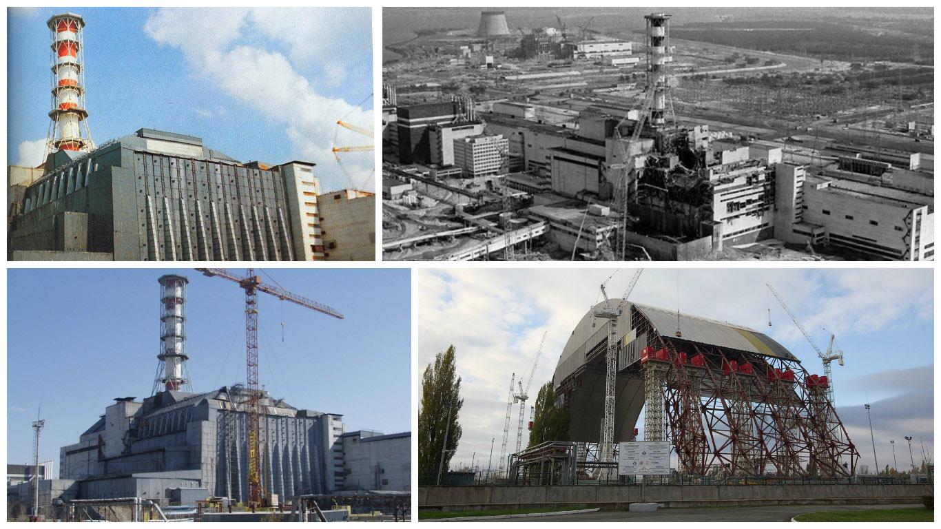 Чернобыль 2016